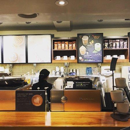 Starbucks Euijeongbu Jungangro