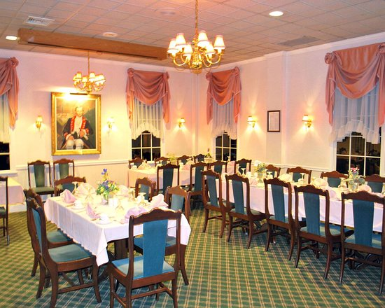 Rodeway Inn & Suites Myerstown - Lebanon: Dining room