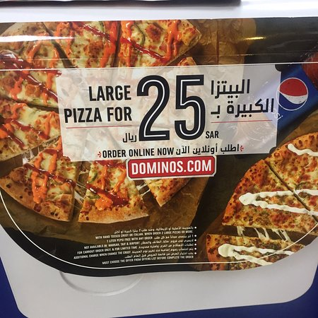 pizza deals in riyadh
