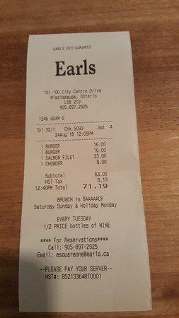 Earl's Kitchen & Bar Photo