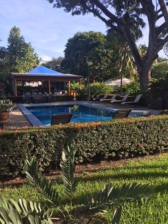 Hotel La Puerta del Sol: Pool and Bar