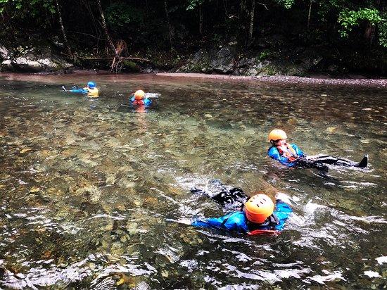 Sportpia Furano: White water rafting