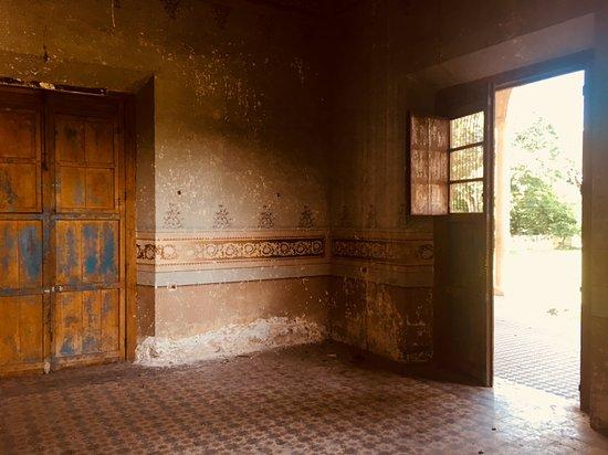 Hacienda Chunchucmil: Rare picture inside 2