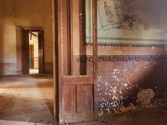 Hacienda Chunchucmil: Rare picture inside 1