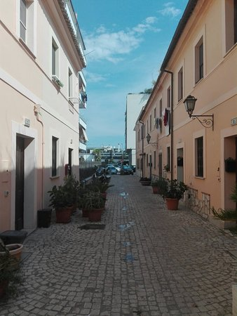 Terracina, Italië: Vicolo Rappini