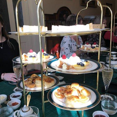 Grand high tea at The Grand on Macfie