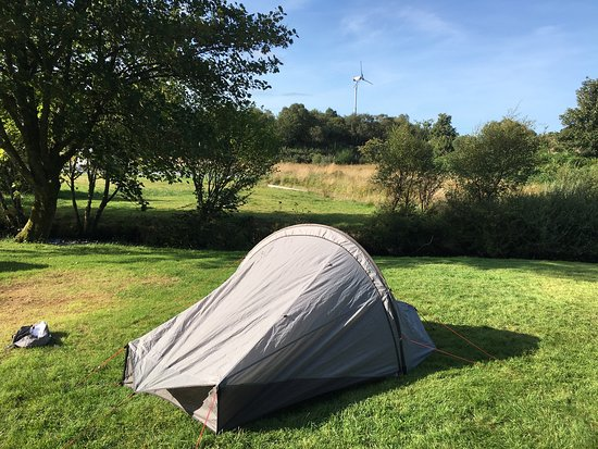 Une nuit dans ce camping sympathique