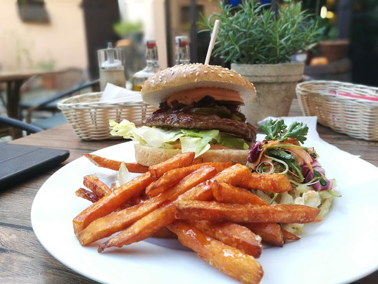 Spremberg, Germany: Burger
