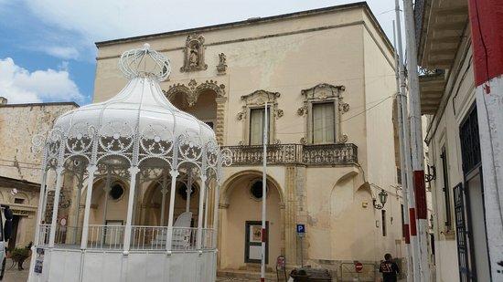 Corigliano d'Otranto, Italy: Palazzo Comi