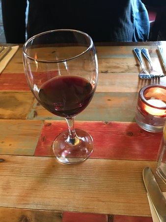 Rustique: Wine