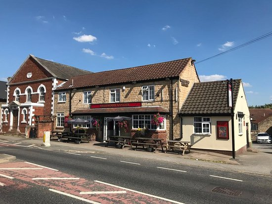 Worksop, UK: The Sherwood Ranger, Carlton-in-Lindrick