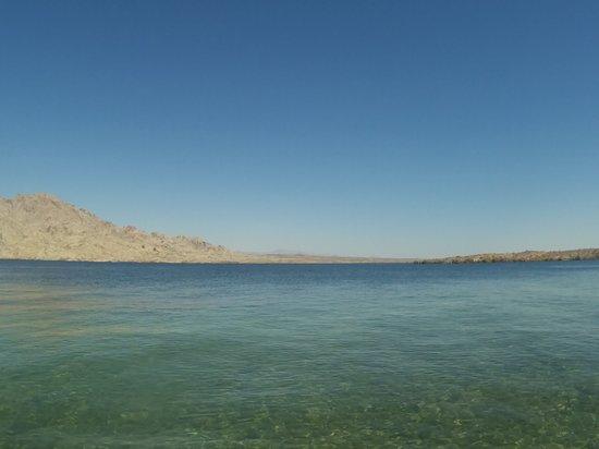 Lake - Picture of Katherine Landing at Lake Mohave Marina