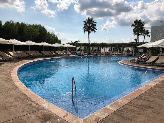 Be Live Collection Palace de Muro: La piscine