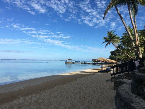 Magical time in Fiji