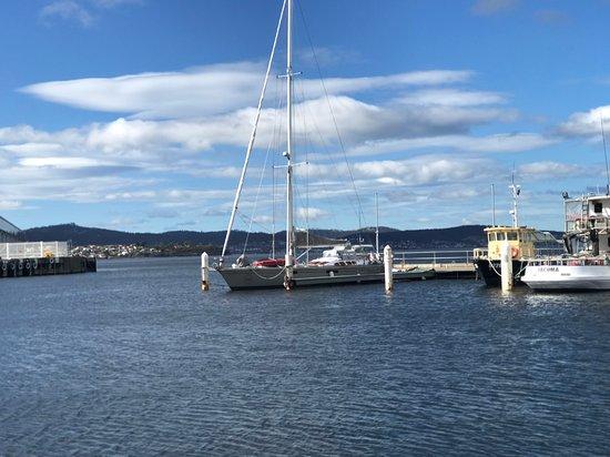Amazing experience on Hobart Yachts