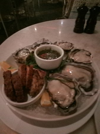 OMG BEST OYSTERS!!