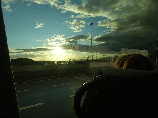 Kolbotn, Norwegen: The Well ride back to Oslo