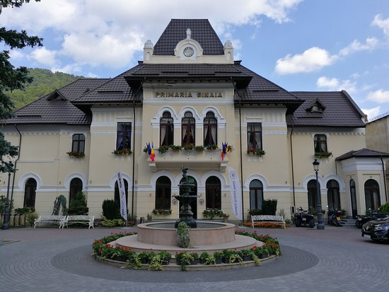 Sinaia Town Hall