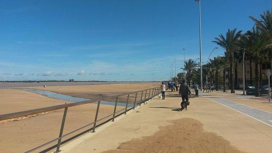 Playas de La Calzada