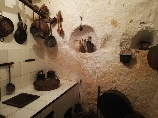 Casa Grotta Sassi di Matera - C'era una volta