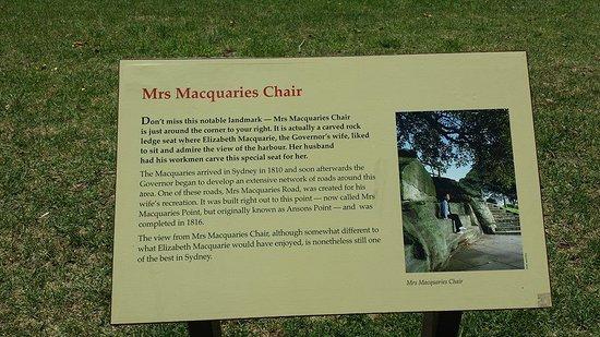 맥쿼리 부인의 의자 이미지
