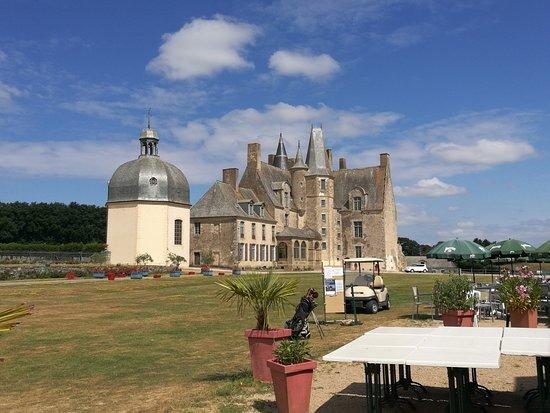Vitre, France: Le chateau