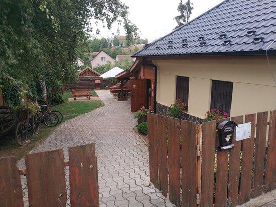 Zavada, سلوفاكيا: Hostinec U Gazdu