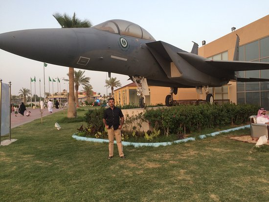 Saqer-Aljazirah Aviation Museum