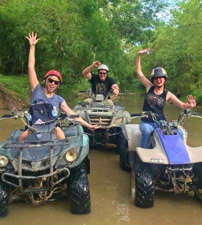 ATV Quad Tour: Had a lot of fun