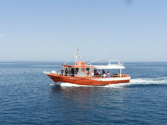 Zakynthos Town, Griekenland: Zante Fishing Tours