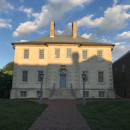 Ghost tour with Discover Alexandria