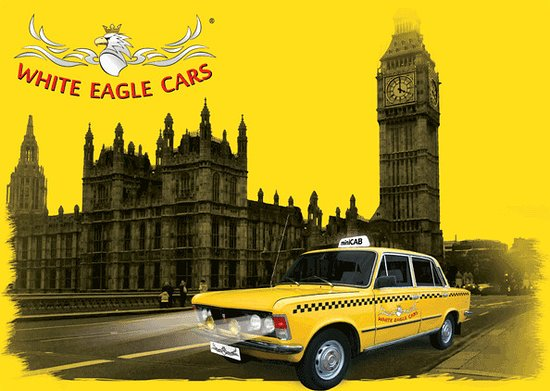 """White Eagle Cars"" - London Airport & Seaport Transfers"