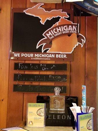 Michigan Beers - Yeah!!