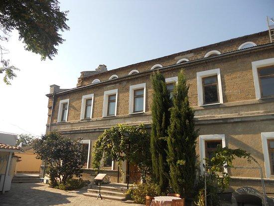 Synagogue Yegia-Kapai