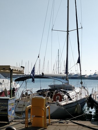 LITO Sailing in Rhodes