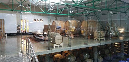 Klein Constantia: premium tasting room