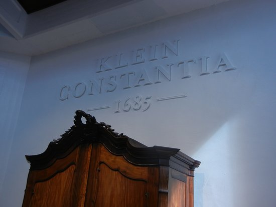 Klein Constantia: sign