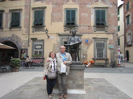 Puccini Museum - Casa natale: fachada