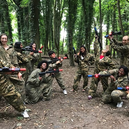 Go Laser Tag London Whyteleafe 2019 All You Need To