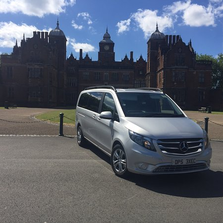 Sutton Coldfield, UK: The Transporter