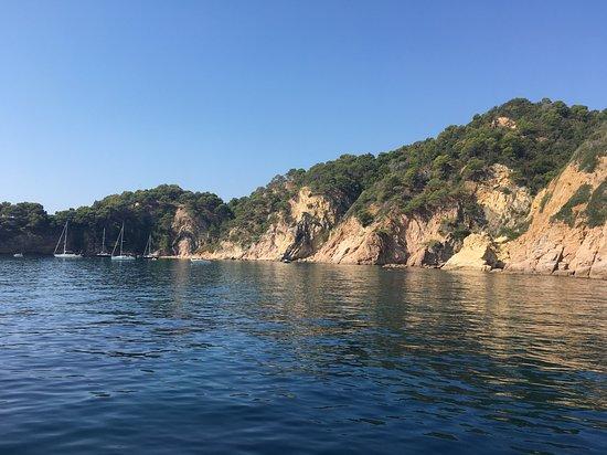 Catamaranes Sensation: Vue depuis le catamaran