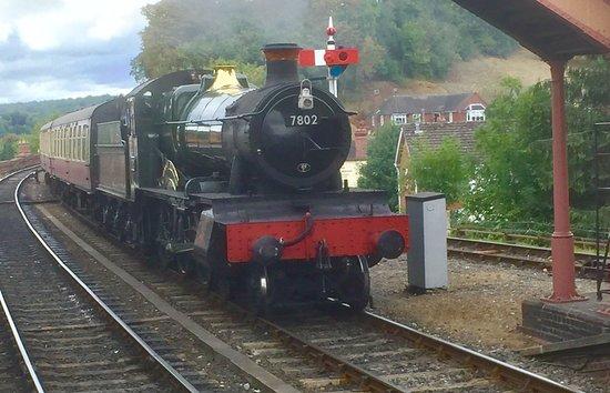 Severn Valley Railway afbeelding