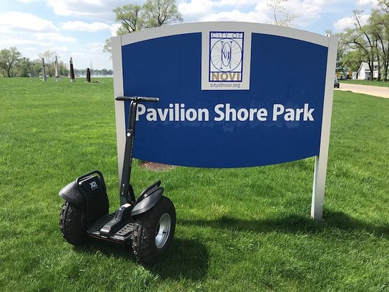 Great Lakes Segway