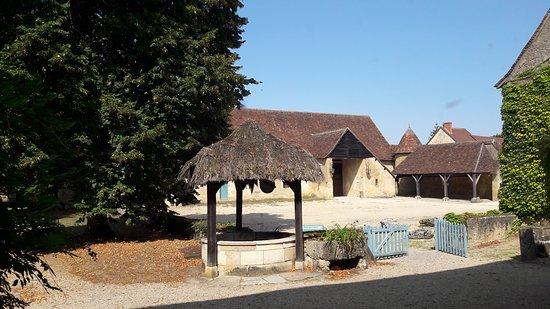 Nohant-Vic, Frankreich: Les communs
