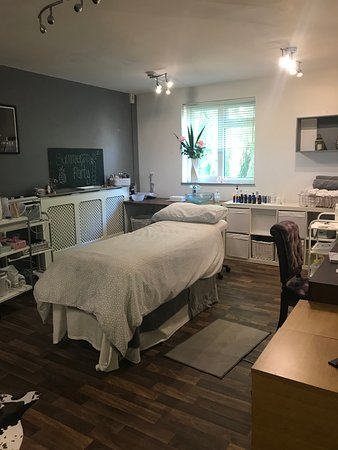 Romsey, UK: Beauty Room