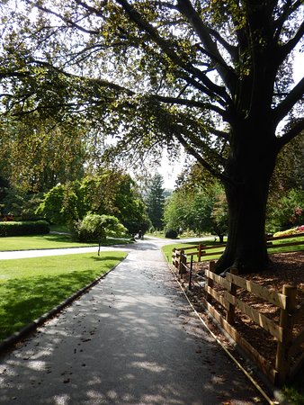 Horaire picture of jardin lecoq clermont ferrand tripadvisor - Abri jardin fer clermont ferrand ...