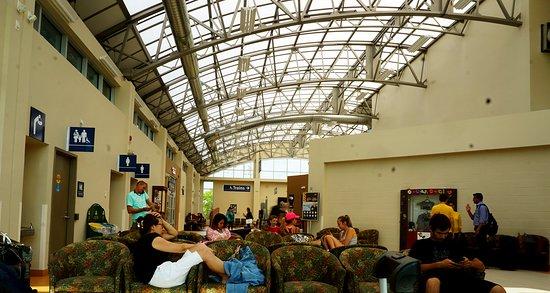 Via Rail Canada: Windsor Train Station