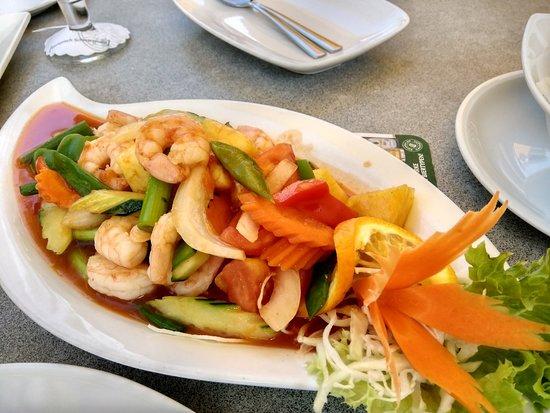 Rheinhausen, Alemania: Restaurant Thai Tawan