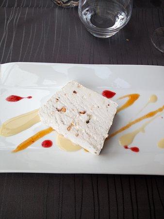 Wangenbourg, Γαλλία: dessert