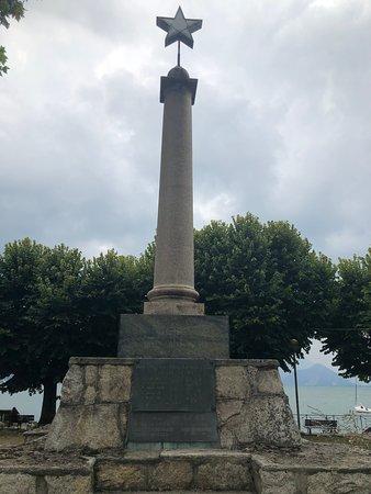 Monumento ai caduti di Cerro di Laveno
